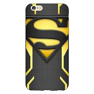 Jugaaduu Superheroes Superman Back Cover Case For Apple iPhone 6