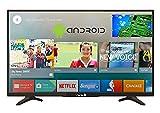 """Arielli LED-43DN6T2 SMART 43"""" Full HD Smart TV Wi-Fi Nero"""