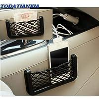 1 Bolsa de Red de Almacenamiento para Asiento de Coche para Hyundai Mazda 2 Mazda 3