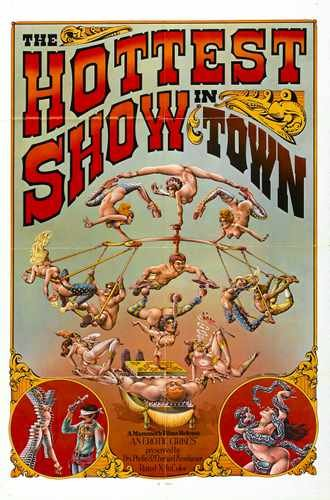 Hottest Show In Town Poster 01 Photo A4 10x8 Poster Print