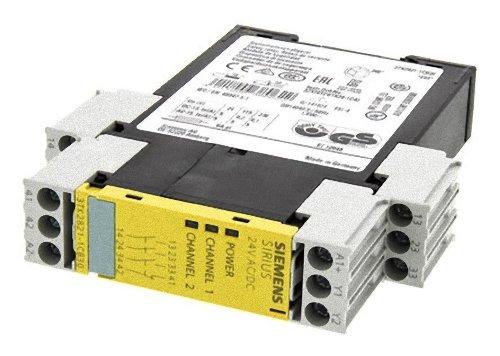 Preisvergleich Produktbild Siemens Indus.Sector Sicherheitskombinaton 3TK2821-1CB30 3S/1Ö, AC/24VDC 3TK2 Gerät zur Überwachung von sicherheitsgerichteten Stromkreisen 4011209380622