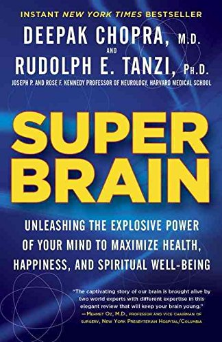 [(Super Brain : Unleashing the Explosive Power of Your Mind to Maximize Health, Happiness, and Spiritual Well-Being)] [By (author) Rudolph E Tanzi ] published on (October, 2013)