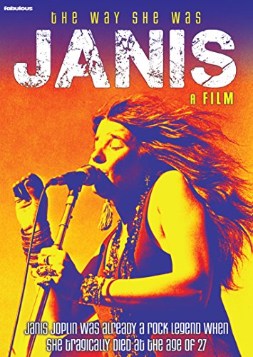 Janis Joplin - The Way She Was [DVD] [UK Import]