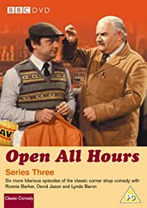 Open All Hours - Series Three [1982] [DVD] [1976]