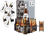 Box Soif de Rock 9 Bières + 1 Verre