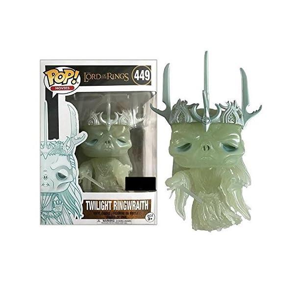 Funko Pop Twilight Ringwraith (El Señor de los Anillos 449) Funko Pop El Señor de los Anillos & El Hobbit