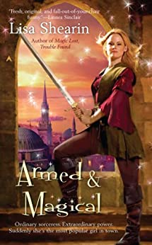 Armed & Magical (Raine Benares)