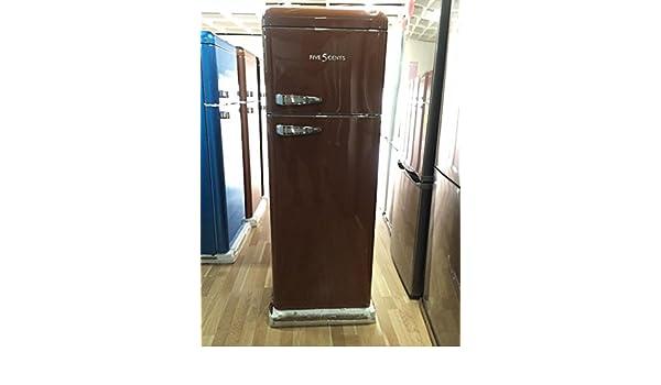 Bomann Kühlschrank Dtr 353 : Retro kühlschrank mocca glanz a kühl gefrierkombi sl