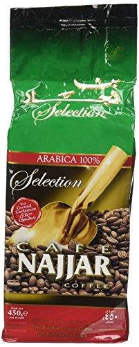 Najjar Arabischer Mokka mit Kardamom 450 g