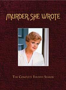 Murder She Wrote: Complete Fourth Season [Import USA Zone 1]