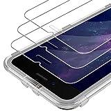 Syncwire Schutzfolie kompatibel mitiPhone 8 iPhone 7, [3 Stück] HD Panzerglasfolie 9H Härte...