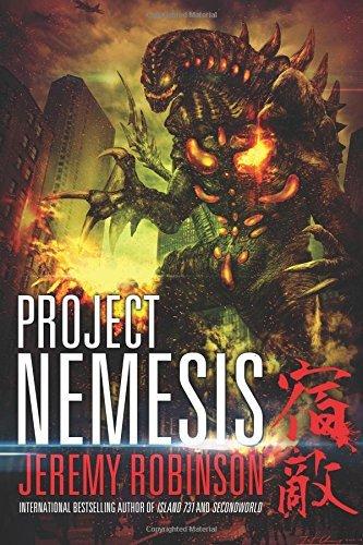 Project Nemesis (A Kaiju Thriller) by Jeremy Robinson (2012-12-06)