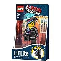 Llavero mini linterna Lego Movie - Wild Style, aproximadamente 7,6 cm IQ40278