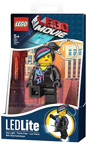 Preisvergleich Produktbild Universal Trends IQ40278 Lego Movie Minitaschenlampe, Wildstyle, ca. 7,6 cm