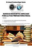 Modelos de escritos judiciales para la fase preparatoria penal