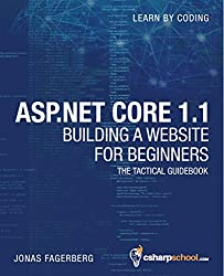 ASP.NET Core 1.1 MVC For Beginners: How to Build a MVC Website