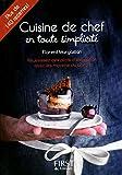 Telecharger Livres Petit livre de Cuisine de chef en toute simplicite (PDF,EPUB,MOBI) gratuits en Francaise