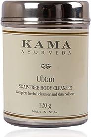 Kama Ayurveda Ubtan Soap-Free Body Cleanser, 120g