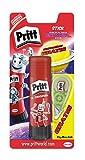Pritt–Pack bâton de colle 43g + correcteur Micro Rolli 5mmx6m