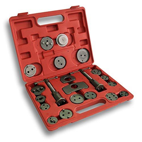 Bremskolbenrücksteller Bremskolbenrücksetzer Werkzeug Set 21-teilig
