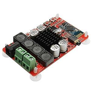 LaDicha SANWU 50 Watt + 50 Watt TDA7492 CSR8635 Drahtlose Bluetooth 4,0 Audio Receiver Verstärkerplatine NE5532 Preamp