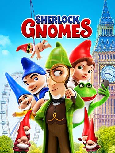 Sherlock Gnomes [dt./OV] (Animierte Filme Prime)