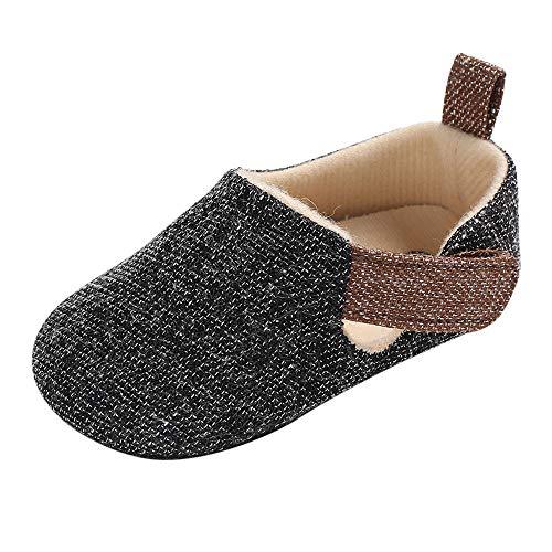 Gusspower Zapatos Niño Bebé Chica Chico Suela Blanda