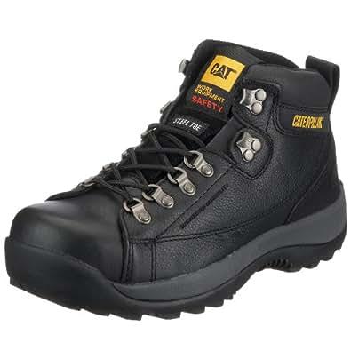 Caterpillar hydraulic st s3 chaussures de s curit homme noir black 40 eu - Amazon chaussure de securite ...