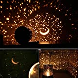 Samplus Amazing Star Master Home LED Starry Sky Night light Cosmos Master Projector Night Lamp Flashlight