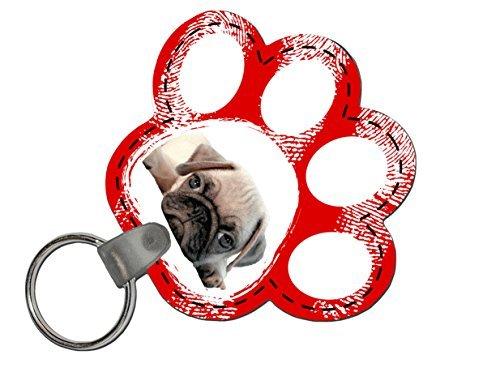 porte-cles-en-forme-patte-personnalisable-impression-personnalise-photo-nome-chien-chat-chiot