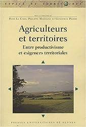 Agriculteurs et territoires : Entre productivisme et exigences territoriales