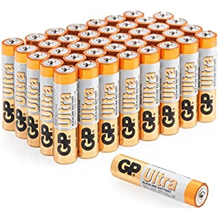 AAA Batteries |Pack of 40|GP Batteries|Superb operating time| 1.5V - Micro - Mini - Penlite - AM4 - LR03  -MX2400 - UM4 - 24A