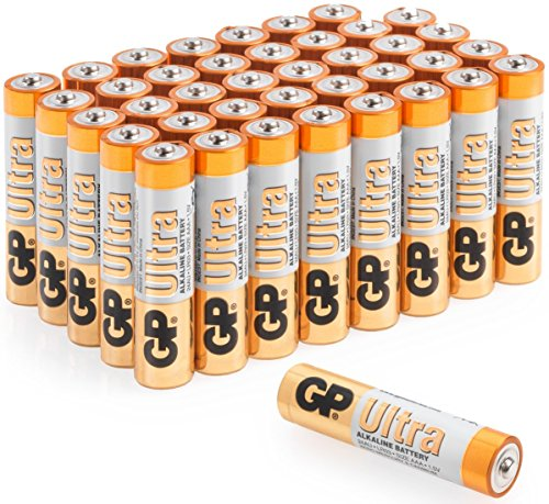 AAA Batteries |Pack of 40|GP Bat...