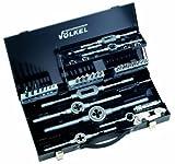 Volkel 3 - 12mm HSS Tap/ Die/ Drill Set