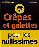 """Afficher """"Crêpes et galettes pour les nullissimes"""""""