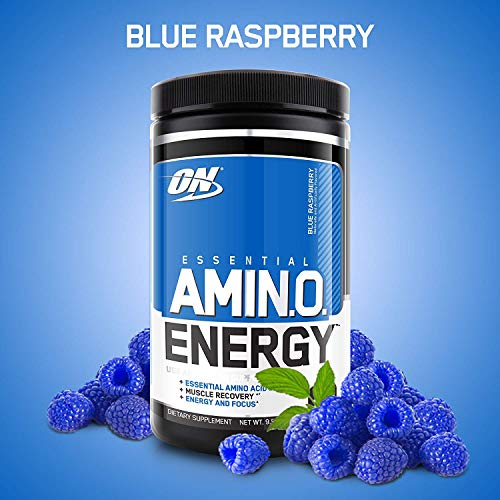 Optimum Essentials AmiN.O. energy 270 gr Frambuesa Azul