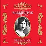 Maria Barrientos : Airs d'opéras
