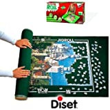 Diset 01012 Puzzle and Roll for Puzzles of 500-2000 Pieces