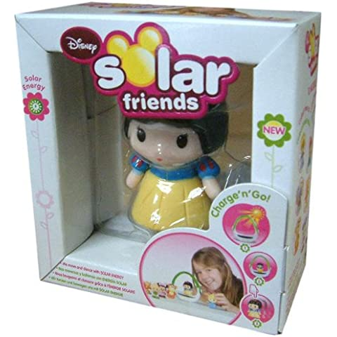Figura Disney + Base Solar Friends