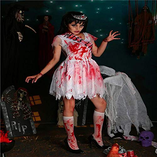 Halloween Kostüm Horror Bloody Welcome Lady Zombie Zombie Kostüm Ghost Bride - Ghost Bride Kostüm