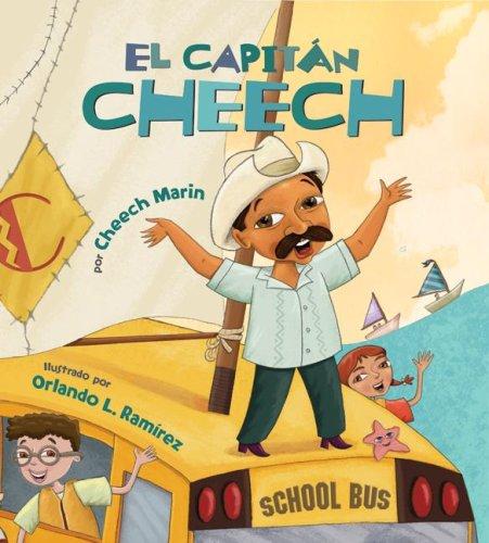 El Capitan Cheech / Captain Cheech por Cheech Marin