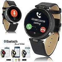 Indigi® Bluetooth 4.0Smart Watch Phone Siri 3.0Android per S6Edge note 5(US Seller)
