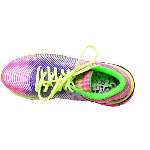 Asics GEL-Super J33 women MEHRFARBIG T3S5Q0135 pink/bunt