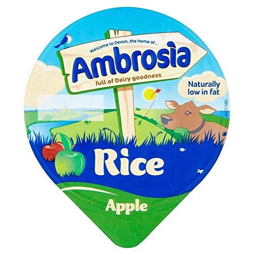 Ambroisie Riz Au Lait Pomme (190G)