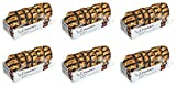 (6 PACK) - Mrs Crimbles - Large Chocolate Macaroons | 240g | 6 PACK BUNDLE