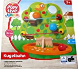 Playtive Junior Kugelbahn 6-Teilig