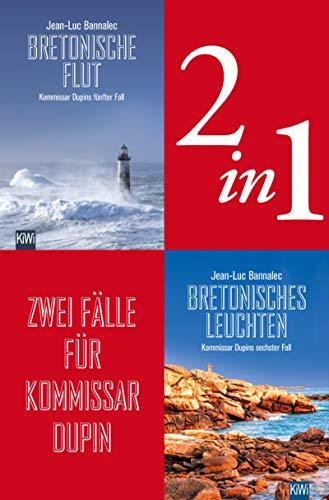 Buchseite und Rezensionen zu 'Zwei Fälle für Kommissar Dupin (2in1-Bundle): Bretonische Flut - Bretonisches Leuchten (Kommissar Dupin ermittelt)' von Jean-Luc Bannalec