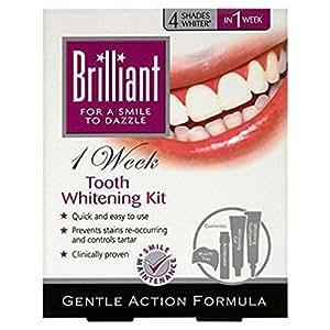 Brilliant 1-Week Tooth Whitening Kit