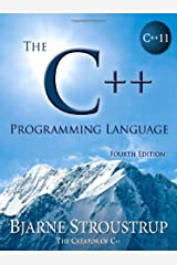 The C++ Programming Language Paperback