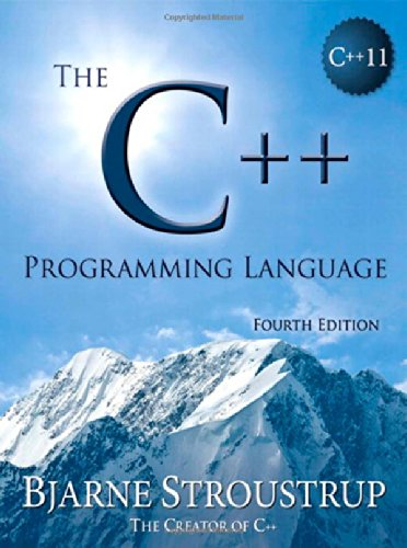 The C++ Programming Language por Bjarne Stroustrup